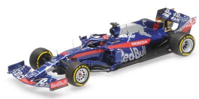 MINICHAMPS 1/43scale Scuderia Toro Rosso HONDA STR14 Daniil Kvyat 2019(Resin)  [No.417190026]