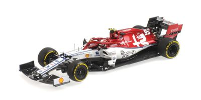 MINICHAMPS 1/43scale ALFA ROMEO RACING C38 – ANTONIO GIOVINAZZI – CHINESE GP 2019  [No.417190399]