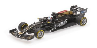 MINICHAMPS 1/43scale RICH ENERGY HAAS F1 TEAM FERRARI VF-19 – ROMAIN GROSJEAN – MONACO GP 2019  [No.417190608]