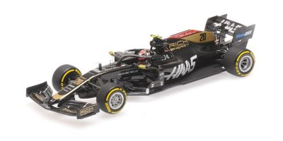 MINICHAMPS 1/43scale RICH ENERGY HAAS F1 TEAM FERRARI VF-19 – KEVIN MAGNUSSEN – MONACO GP 2019  [No.417190620]