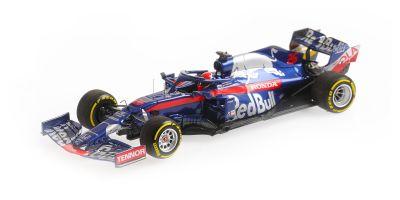 MINICHAMPS 1/43scale Scuderia Toro Rosso Honda STR14 Daniel Kubiato Monaco GP 2019  [No.417190626]