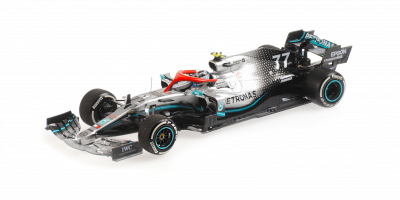 MINICHAMPS 1/43scale M-AMG Petronus W10 Bottas Monaco GP2019 3rd place  [No.417190677]