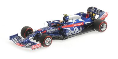 MINICHAMPS 1/43scale SCUDERIA TORO ROSSO HONDA STR14 – ALEXANDER ALBON – 6TH PLACE GERMAN GP 2019  [No.417191123]