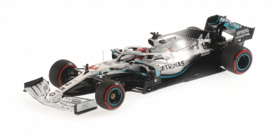 MINICHAMPS 1/43scale M-AMG Petronus W10EQ Hamilton Germany GP 2019  [No.417191144]