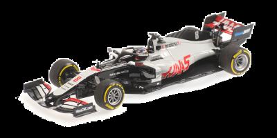 MINICHAMPS 1/43scale Haas F1 Team VF-20 Romain Grosjean 2020 LAUNCH SPEC  [No.417200008]
