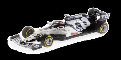 MINICHAMPS 1/43scale Scuderia AlphaTauri Racing Honda AT1 Pierre Guthrie 2020 LAUNCH SPEC  [No.417200010]