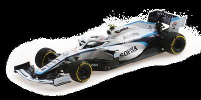 MINICHAMPS 1/43scale Williams Racing FW43 Nicholas Latifi Austria GP 2020  [No.417200106]