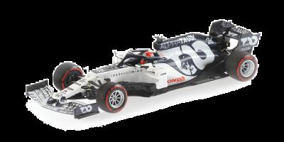 MINICHAMPS 1/43scale Scuderia AlphaTauri Racing Honda AT1 Daniil Kvyat Austria GP 2020  [No.417200126]