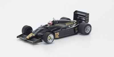 MINICHAMPS 1/43scale LOTUS RENAULT 94T – NIGEL MANSELL – 1983  [No.417830012]