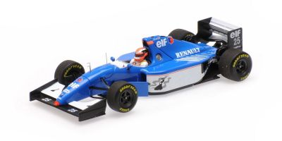 MINICHAMPS 1/43scale LIGIER RENAULT JS39B – JOHNNY HERBERT – EUROPEAN GP 1994  [No.417940125]
