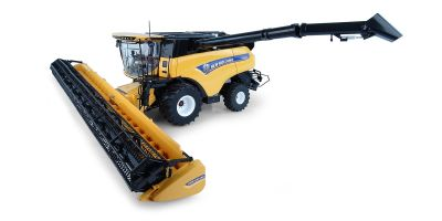 UNIVERSAL HOBBIES 1/32scale New Holland CR 10.90 with Wheels  [No.E4868]