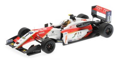 "MINICHAMPS 1/18scale Dallara Mercedes F317 ""PREMA THEODORE RACING"" Mick Schumacher Macau GP 2018  [No.517181809]"