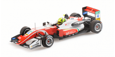 MINICHAMPS 1/43scale Dallara M F317 Mick Schumacher F3 European 2018  [No.517184304]