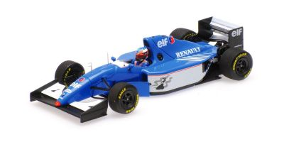 MINICHAMPS 1/43scale LIGIER RENAULT JS39B – MICHAEL SCHUMACHER – TESTING – ESTORIL 12TH DECEMBER 1994  [No.517944399]