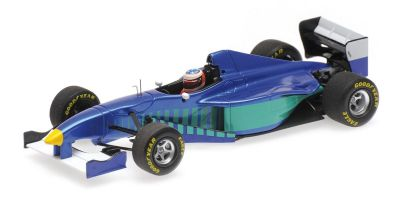 MINICHAMPS 1/43scale SAUBER FERRARI C16 – MICHAEL SCHUMACHER – TESTING – FIORANO 12TH SEPTEMBER 1997  [No.517974399]