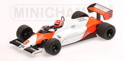 MINICHAMPS 1/43scale MCLAREN FORD MP4-1C – NIKI LAUDA – 1983  [No.530834308]