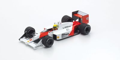 MINICHAMPS 1/43scale MCLAREN HONDA MP4/4 – AYRTON SENNA – BRAZILIAN GP 1988  [No.547884112]
