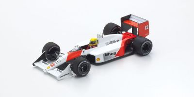 MINICHAMPS 1/43scale MCLAREN HONDA MP4/4 – AYRTON SENNA – WINNER HUNGARIAN GP 1988  [No.547884312]