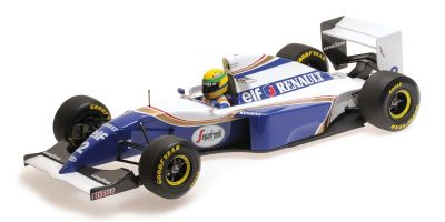 MINICHAMPS 1/12scale WILLIAMS RENAULT FW16 – AYRTON SENNA – 1994  [No.547941202]