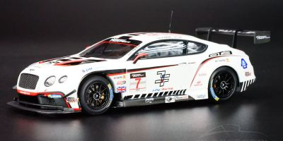 ALMOST REAL 1/43scale BENTLEY GT3 BENTLEY TEAM ABSOLUTE IN GT3 ASIA #7 – 2015 [No.AL430305]