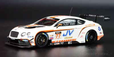 ALMOST REAL 1/43scale BENTLEY GT3 BENTLEY TEAM ABSOLUTE IN GT3 ASIA #77 – 2015 [No.AL430306]