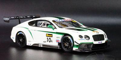 ALMOST REAL 1/43scale Bentley GT3 bathurst 12h No.10A [No.AL430307]