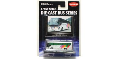 KYOSHO 1/150scale Alpico Highland Bus (Hino Selega Super High-Decker)  [No.59013]