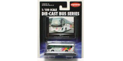 KYOSHO 1/150scale Suwa Bus (HIno Selega High-Decker)  [No.59016]