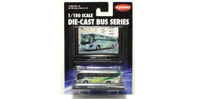 KYOSHO 1/150scale Toei Bus [Ichou](Isuzu Gala High-Decker)  [No.59027]