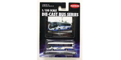 KYOSHO 1/150scale JR Tokai Bus (Hino Selega High-Decker)  [No.59042]