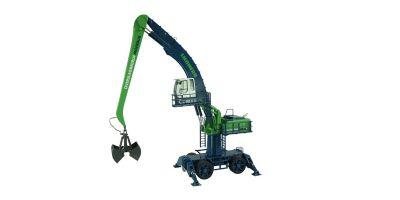 """NZG 1/50scale LIEBHERR A954C HD High Rise Material Handler """"OBM""""  [No.NZG648-01]"""