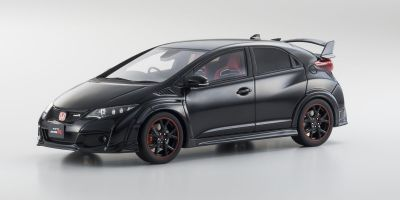 SAMURAI 1/18scale Honda Civic Type R Black  [No.KSR18022BK]