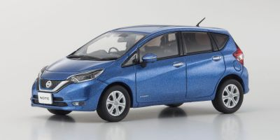 KYOSHO 1/43scale Nissan Note e-Power X Shining Blue  [No.KS03667SBL]