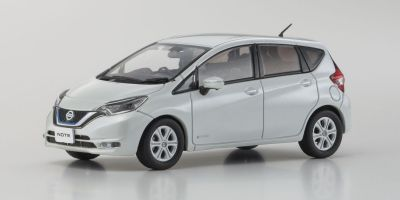 KYOSHO 1/43scale Nissan Note e-Power X Brilliant White  [No.KS03667BW]