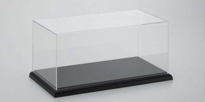 KYOSHO ORIGINAL 1/18scale 1/18 display case & base black  [No.7303SET]