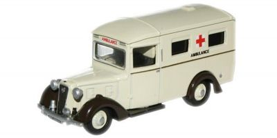 OXFORD 1/76scale Austin 18 Ambulance RR Works  [No.OX76AMB001]