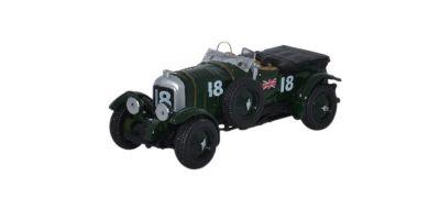 OXFORD 1/76scale Bentley Blower France GP 1930 No.8 Birkin  [No.OX76BB002]
