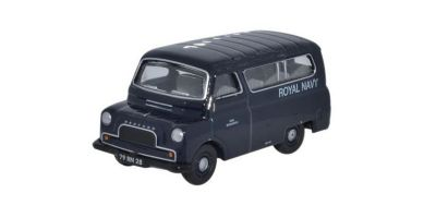 OXFORD 1/76scale Bedford CA Minibus Royal Navy navy blue [No.OX76CA025]