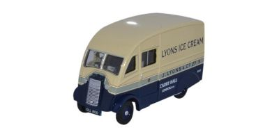 OXFORD 1/76scale Commer Q25 Lyons ice cream van  [No.OX76CM009]