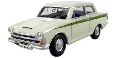 OXFORD 1/76scale Cortina MK I White  [No.OX76COR1001]