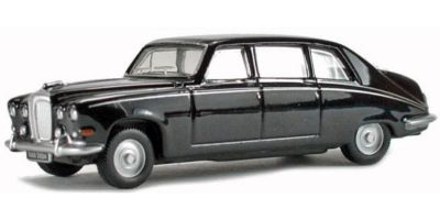 OXFORD 1/76scale Daimler DS420 Limo Black  [No.OX76DS006]