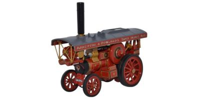 OXFORD 1/76scale Fowler B6 Showmans Locomotive The Lion Anderton & Rowland  [No.OX76FB6001]
