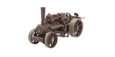 OXFORD 1/76scale Fowler BB1 16nhp Ploughing Engine No.15145 Rusty Dorset  [No.OX76FBB001]