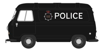OXFORD 1/76scale MORRIS J4 Banglat Greater Manchester Police Car  [No.OX76J4005]
