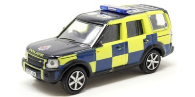 OXFORD 1/76scale Land Rover Discovery Essex Police  [No.OX76LRD001]