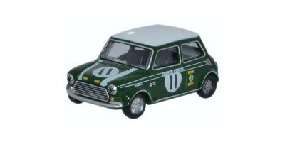 OXFORD 1/76scale Mini Cooper S MkII John Rhodes 1968 Brands Hatch  [No.OX76MCS002]
