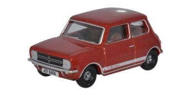 OXFORD 1/76scale Mini Cooper 1275GT REYNARD  Dark Orange   [No.OXMINGT001]