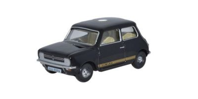 OXFORD 1/76scale Mini Cooper 1275GT Black  [No.OX76MINGT002]