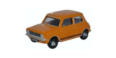 OXFORD 1/76scale Mini 1275GT bronze Yellow  [No.OX76MINGT04]