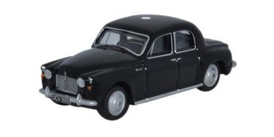 OXFORD 1/76scale Rover P4 Black Cornwall Constabulary  [No.OX76P4003]